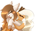MLP Commission - Pumpkin Spice and Caramel Drizzle