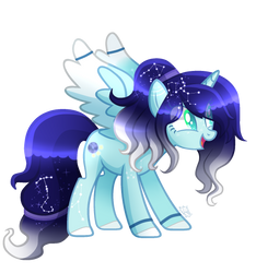 MLP Commission - Galaxy Guardian