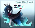 Prince Shadow Moon - Mlp Next Gen