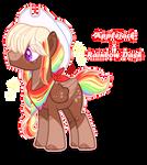 Applejack x Rainbow Dash - Adopt Mlp