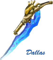 Water Bayonet by Azure-Dallas