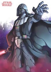 Darth Vader by MariosDamakotto