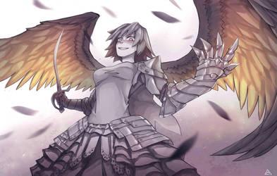 Merciless Angel by MariosDamakotto