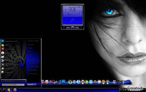 My Sexy Blue by VannMann by vanhicksjr
