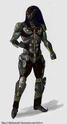 Horus Armor by ElychazTut97