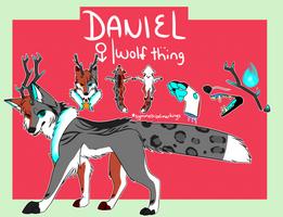 Finally A Daniel Ref