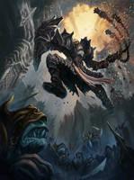 Sudden Attack by ilyya