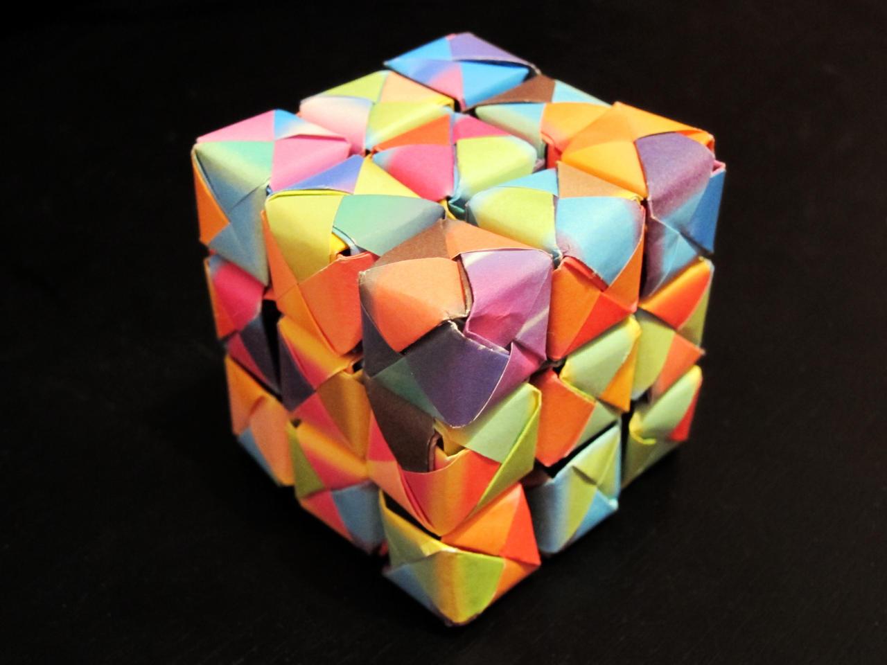 spotlight on origami noticeboard social