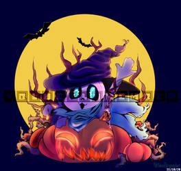 Berry Halloween!