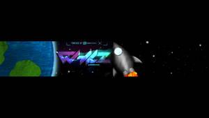 Rocket Youtube banner