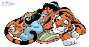 1. Jasmin and Rajah