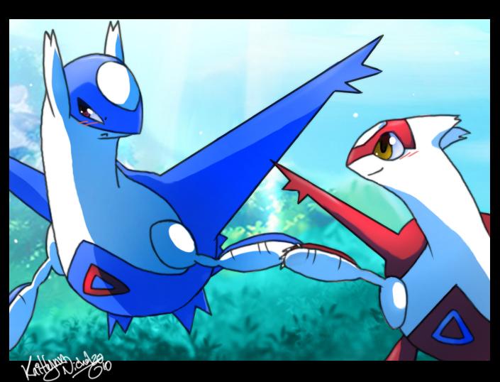 Pokemon Latias Comic Images | Pokemon Images