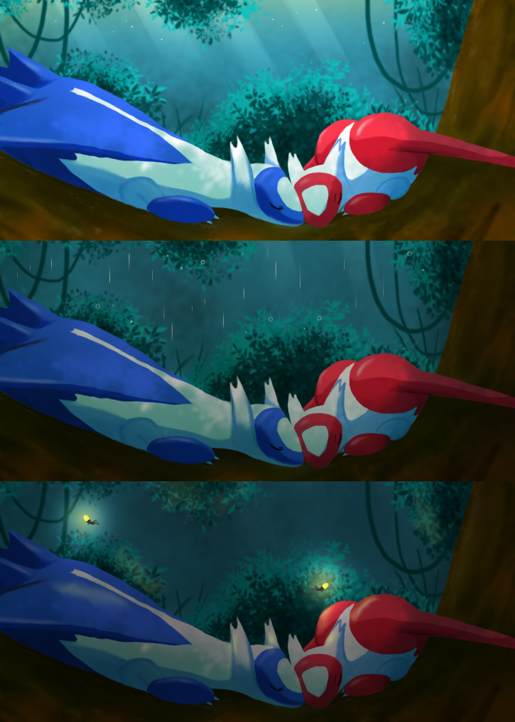 latios and latias kiss - photo #22