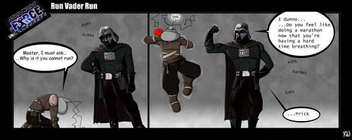 Bugz 41 - Run Vader Run by IMAGINeye