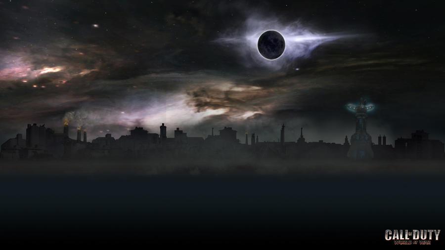 Nazi Zombies: Black Sun Nebula by IMAGINeye on DeviantArt