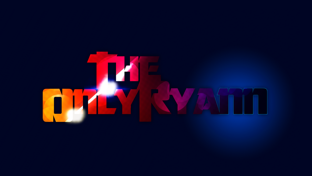 The Only Ryann Banner by IMAGINeye