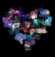 Galaxy Cats! by Aryia-Tskaha