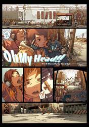 Comic_Oh my head! by SENGHUI