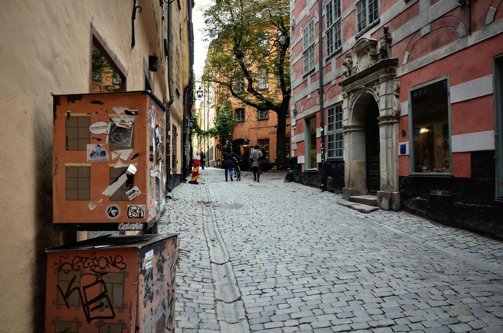 Stockholm, Sweden by makssgame