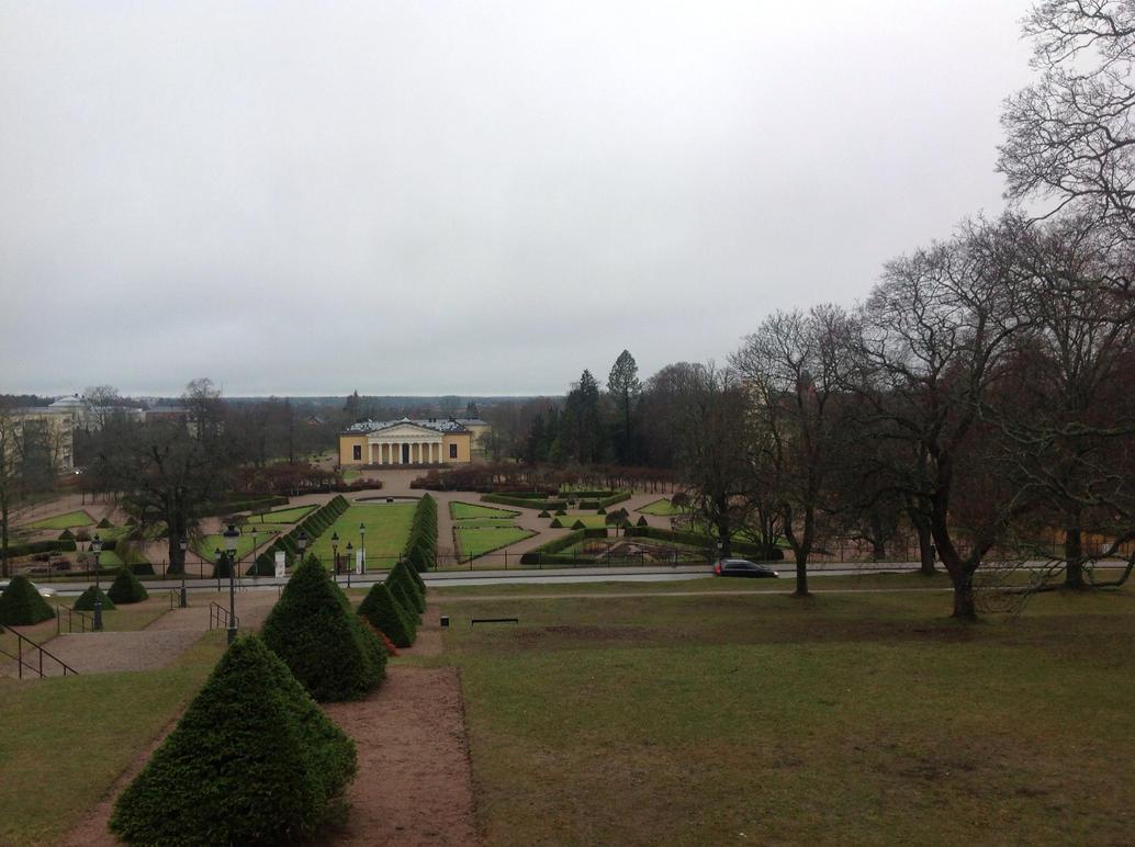 Park Linnaeus, Uppsala, Sweden by makssgame