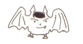 Bats III by Rayleighev