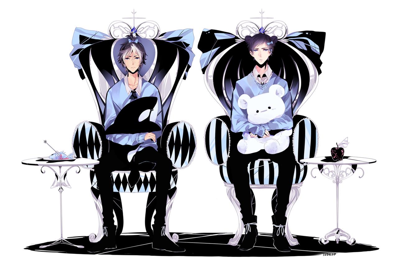 OZ's Princesses by iVDrop