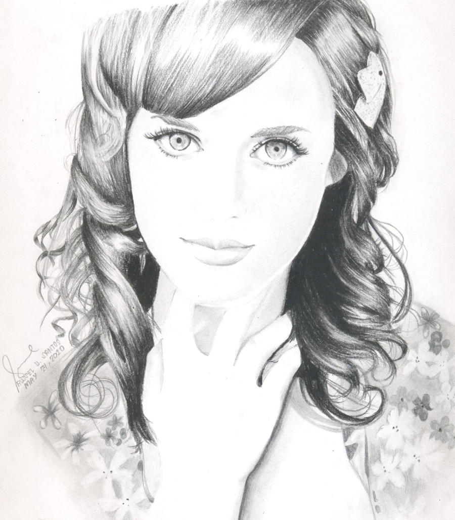 Uncategorized Katy Perry Sketch katy perry by russelsantos on deviantart russelsantos