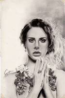 Lana Del Rey by RusselSantos