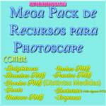 Mega Pack de Recursos Para Photoscape #1