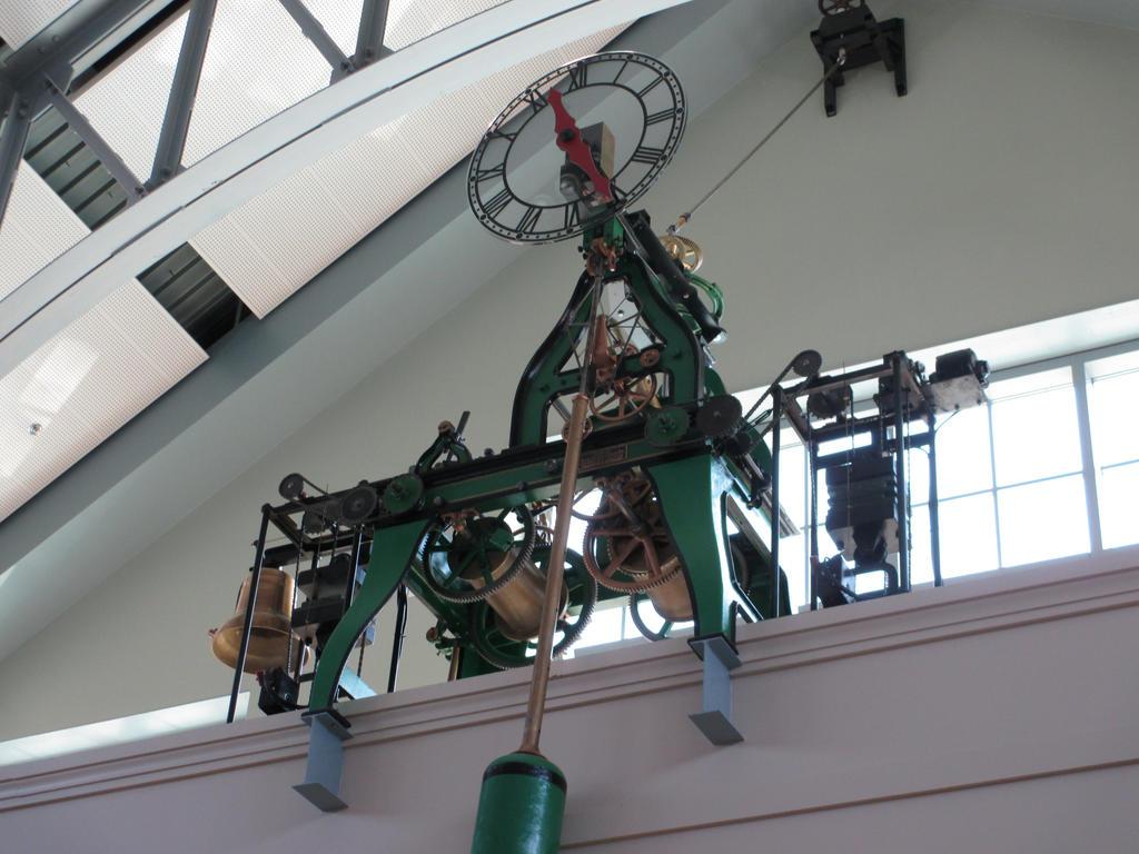 Cool Clock Mechanism by DreamsCanComeTrue67