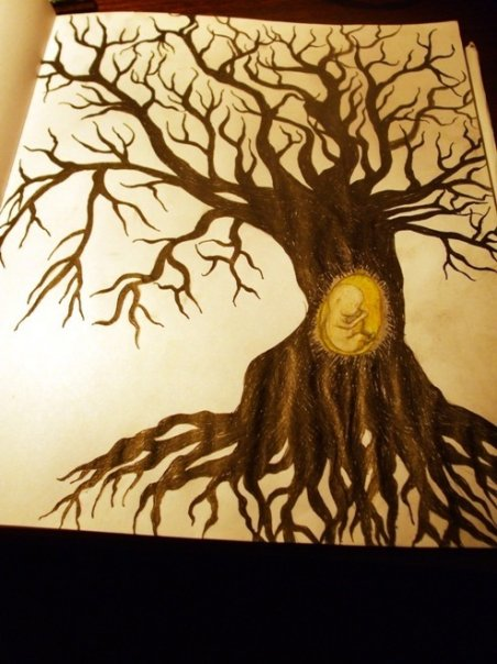 tattoo tree of life. tree of life tattoo ideas.