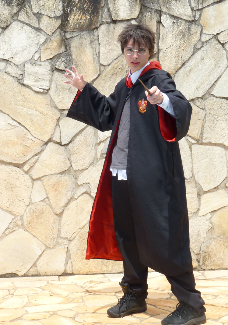 harry potter cosplay by - photo #8