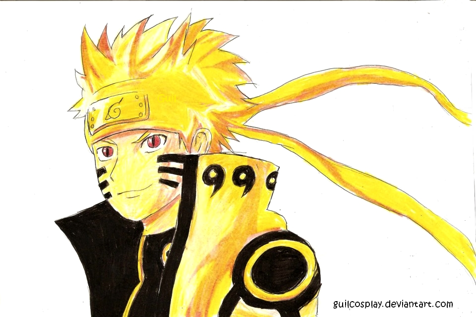 Naruto Rikudou Sennin by Guilcosplay on DeviantArt