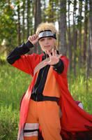 U-Z-U-M-A-K-I Naruto by Guilcosplay