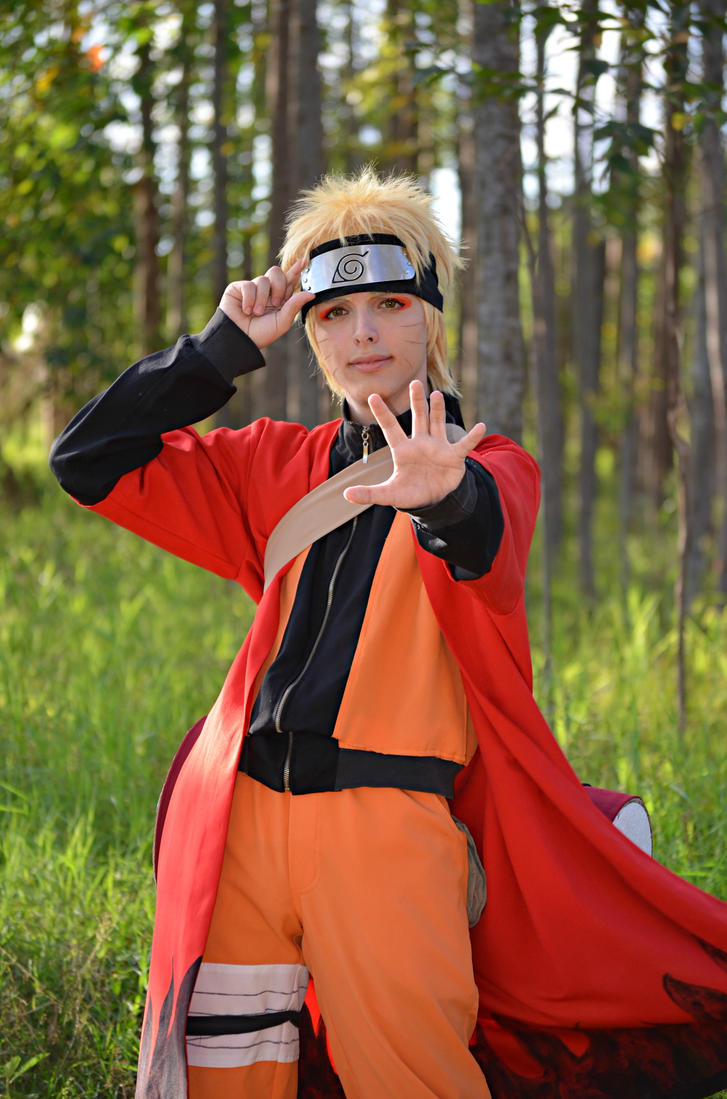 U-Z-U-M-A-K-I Naruto by Guilcosplay