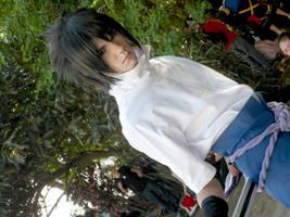 Uchiha sasuke by Guilcosplay