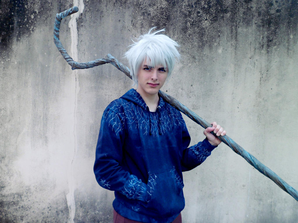 Favori jack frost cosplay I by Guilcosplay on DeviantArt JL74