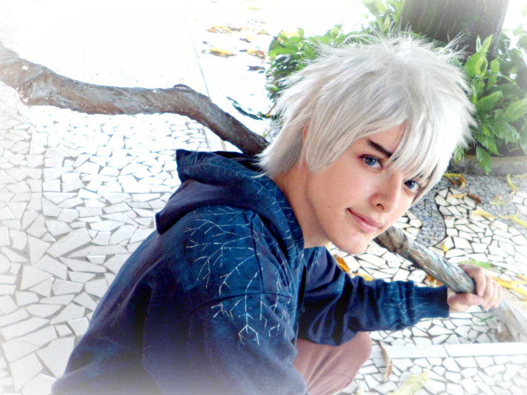 Populaire jack frost cosplay XII by Guilcosplay on DeviantArt GL47
