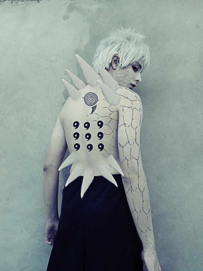 Obito juubi cosplay by Guilcosplay