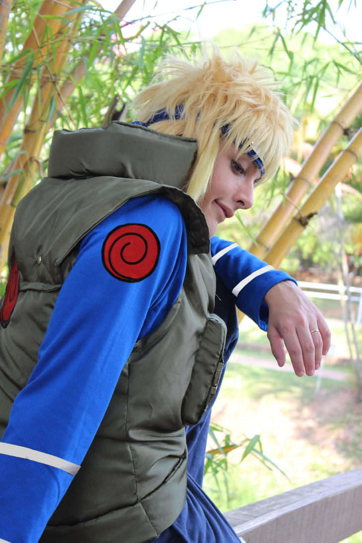 beautiful day in Konoha by Guilcosplay
