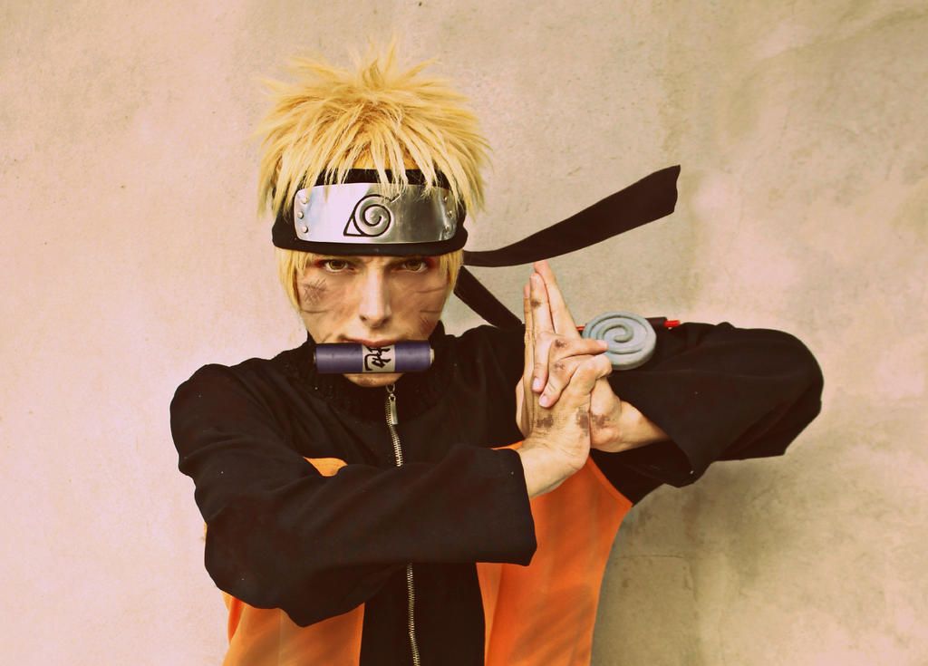 Uzumaki Naruto cosplay by Guilcosplay