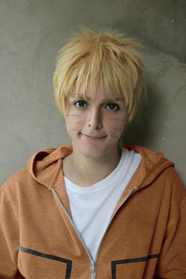 Uzumaki Naruto The Last cosplay by Guilcosplay