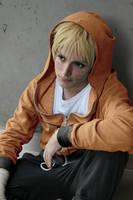 Uzumaki Naruto The Last cosplay by Guilcosplay
