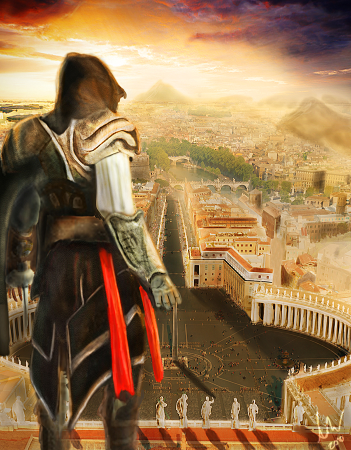 Assassin's Creed Fan Arts - Fans Assassins Creed - 3DJuegos