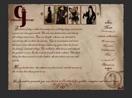 Cn'J Website by LH310