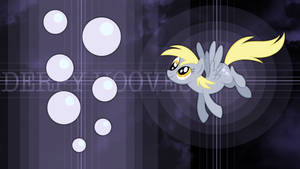 Derpy bubbly space wallpaper