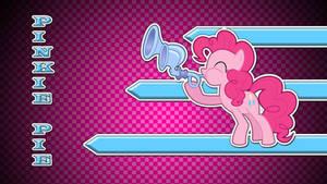 Pinkie pie crystal flugelhorn wallpaper