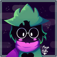 Ralsei from Deltarune by MegaFluffy99