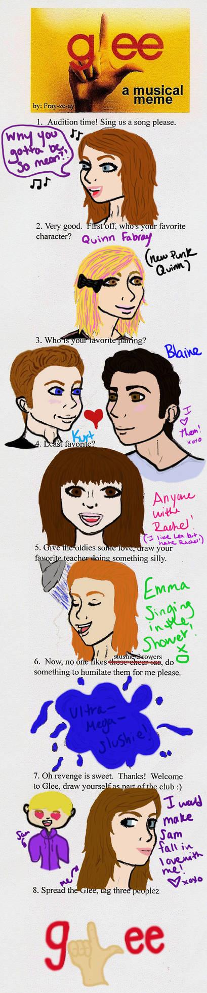 Glee Meme