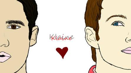 Klaine season 3